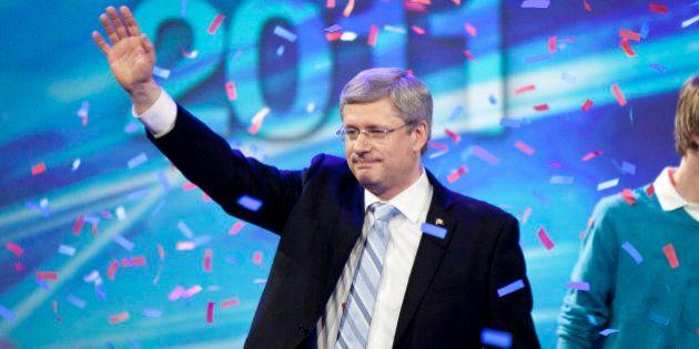 Stephen Harper Now Canada's 6th Longest-Serving Prime