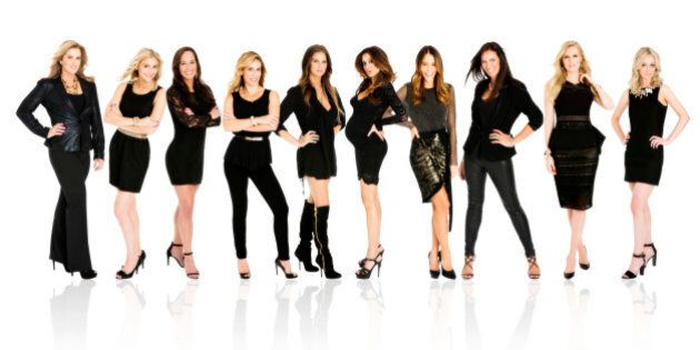 'Hockey Wives' Say Their Lives Aren't As Glamorous As You'd