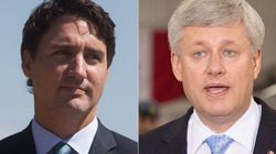 Harper's Shot At Trudeau Contains 'A Lot Of