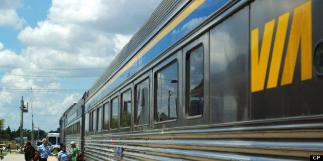 Via Rail CEO Pushes For Expansion Amid 'Renaissance Of Train Culture In