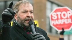 Mulcair Open To Coalition With