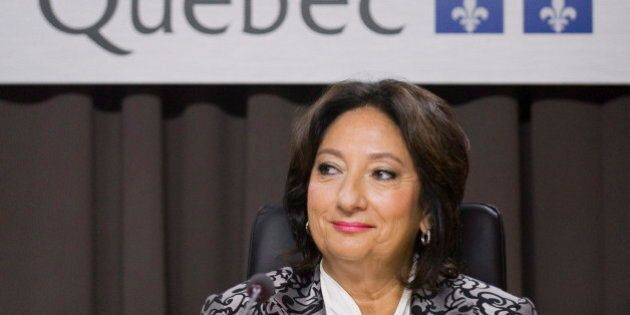 France Charbonneau: Quebecers Must Work Together To Root Out