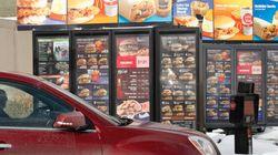 Posting Calorie Values on Menus Shows Long-Term
