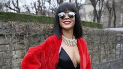 Rihanna Is About To Make Fashion History. Here's