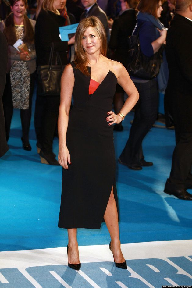 Jennifer Aniston's LBD Is Anything But