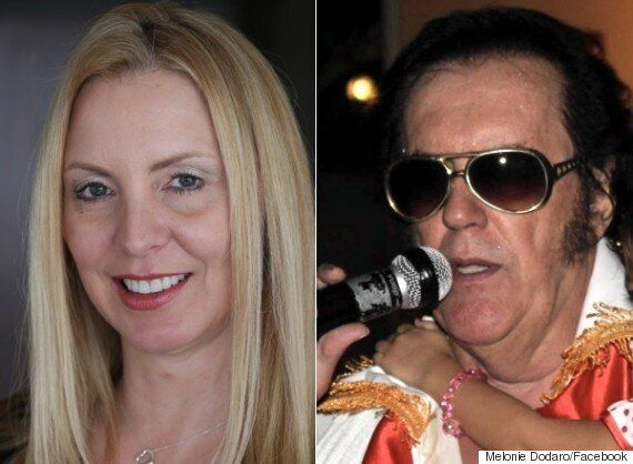 Melonie Dodaro Finds Her Father After 46 Years -- And He's An Elvis