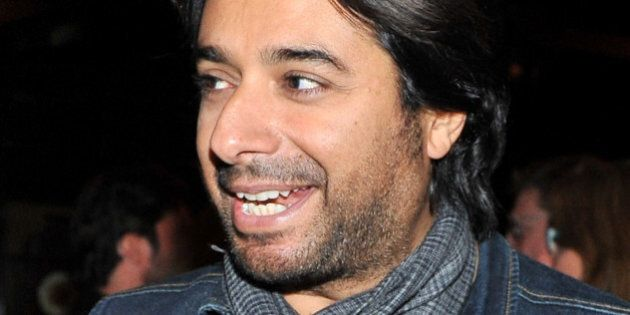 TORONTO, ON - SEPTEMBER 11: Radio broadcaster Jian Ghomeshi attends 'The Voices' TIFF party hosted by...