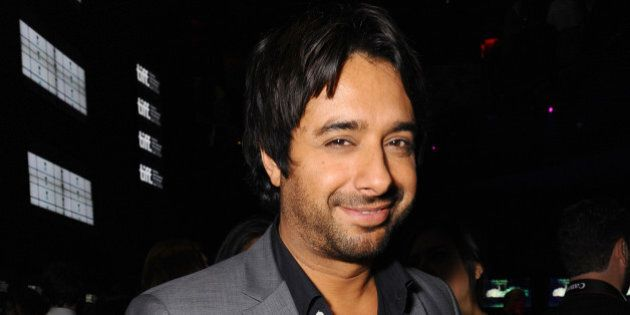 Canadian broadcaster Jian Ghomeshi attends the Opening Night Party for the 2013 Toronto International...