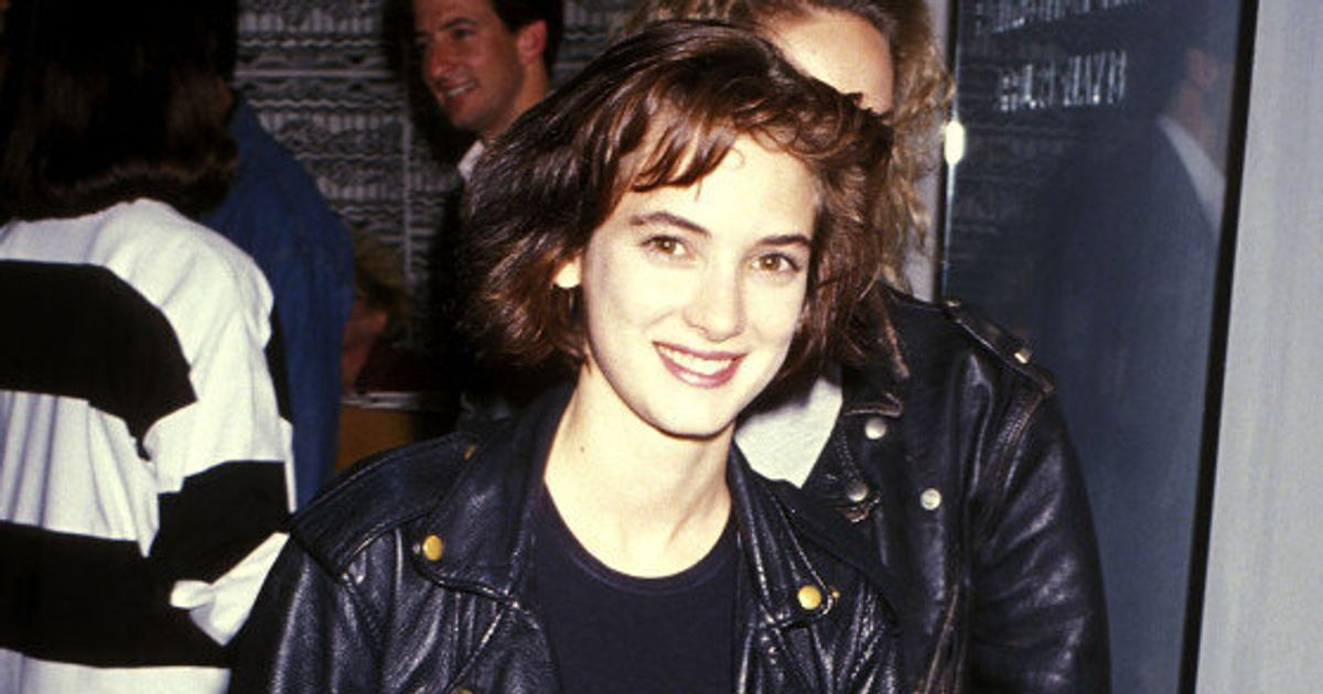 20 Winona Ryder Outfits We Would Totally Wear Today Huffpost Canada