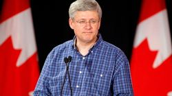 Harper Pays Tribute To Military On Canada