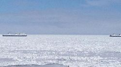 Cape Breton Ferry Trapped In Ice, 190 Passengers On