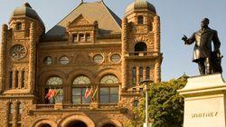 Ontario Legislature To Add More