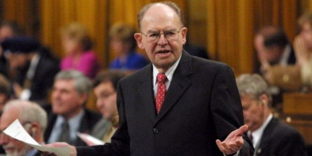 Herb Gray Won't Be Getting A State Funeral, PMO