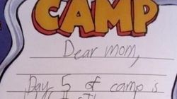 10 Hilarious Letters From Camp (Tears Not