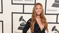 Beyonce Steals The Grammys Red Carpet, Of
