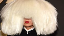 Sia Wore A Massive Wig To The Grammys (Bow