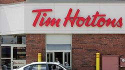 Tim Hortons Apologizes To Homeless Man Who Had Water Dumped On