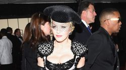 Madonna Unleashes Her Inner '50 Shades Of