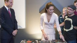 Kate Middleton's DJ Outfit Channels 'Mean