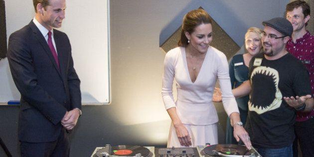Kate Middleton Channels 'Mean Girls' In Pink Alexander McQueen