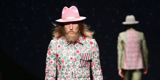 Why Europe's Men's Fashion Weeks Are the Weirdest (And