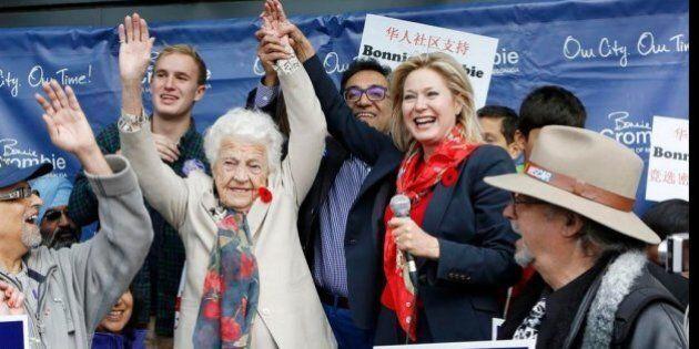 Mississauga Election 2014: Hazel McCallion's Endorsement Changed Game For Bonnie