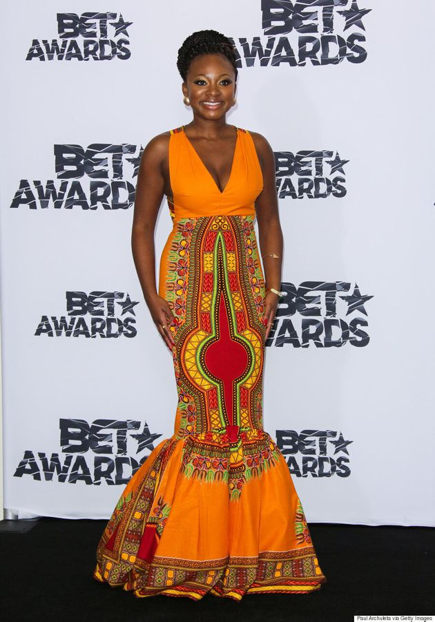 Kyemah Mcentyre Now Makes Gowns For The Red