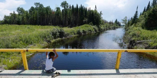 Shoal Lake First Nations Kickstarter Campaign Aims To Build Road That Feds