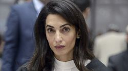 Amal Clooney To Head To Egypt To Push For Mohamed Fahmy's