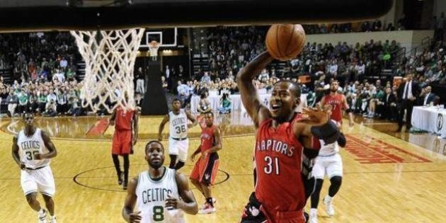 Toronto Raptors: 15 Reasons To Check Out A Game This