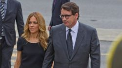 Peladeau's Fiancée Ends TV Production Work Over Tax