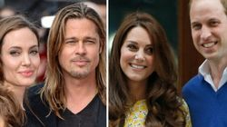 Power Couples Will And Kate And Brangelina Get Together For