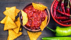The Healthiest And Least Healthy Salsas Ranked (By