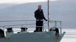 Watchdog Casts Doubt On Harper's Arctic Ship