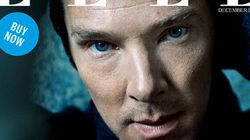 Benedict Cumberbatch Smoulders In Photo