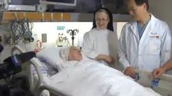 B.C. Nun Awake During Live-Streamed Heart