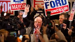 Ford Hints At Mayoral Run In