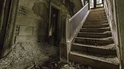 13 Photos of Creepy Abandoned Places