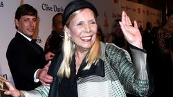 Joni Mitchell Home After Aneurysm, Is 'Speaking Well':