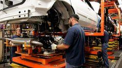 Manufaturing Isn't Bouncing