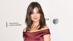 Katie Holmes' Major Hair