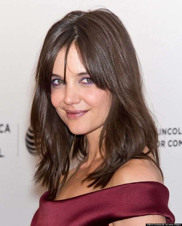 Katie Holmes Makes A Serious Fashion Misstep On The Red