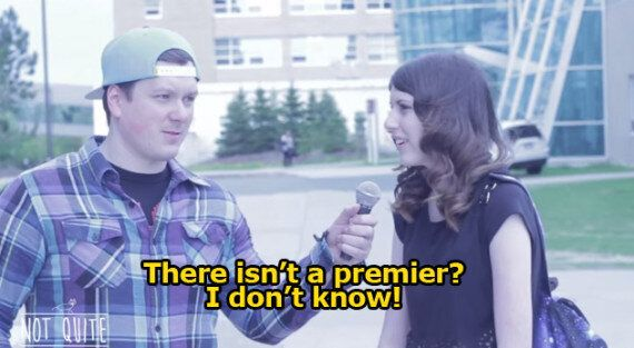 Newfoundland Students Struggle To Name Province's