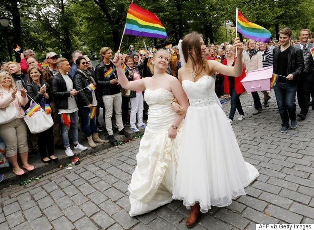 #LoveWins: 18 Countries Around The World With Equal Marriage
