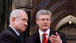 Israel Thanks Canada For UN