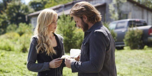 'Bitten' Season 2: Laura Vandervoort Gives You Everything You Need To
