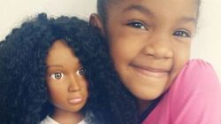 Doll Teaches Girls To Embrace Their Natural