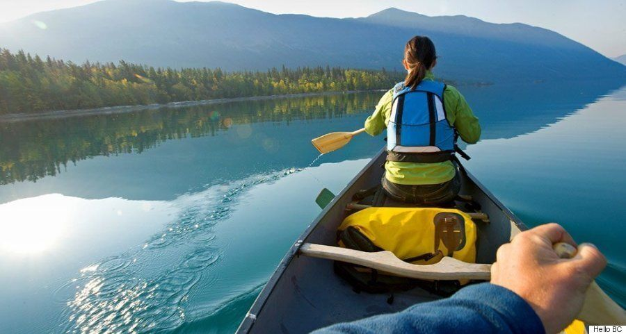 B.C. Camping: Where To Go This