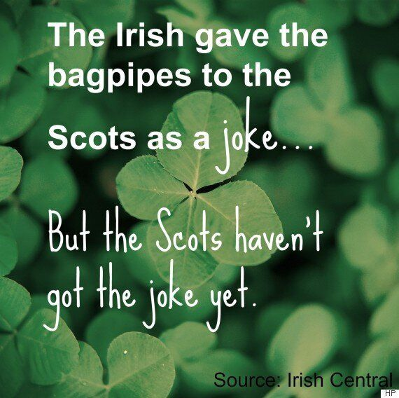 St. Patrick's Day Jokes You Can Tell Over