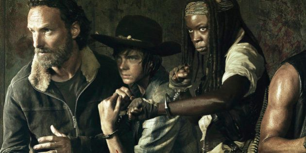 'The Walking Dead' Spinoff To Be Shot In